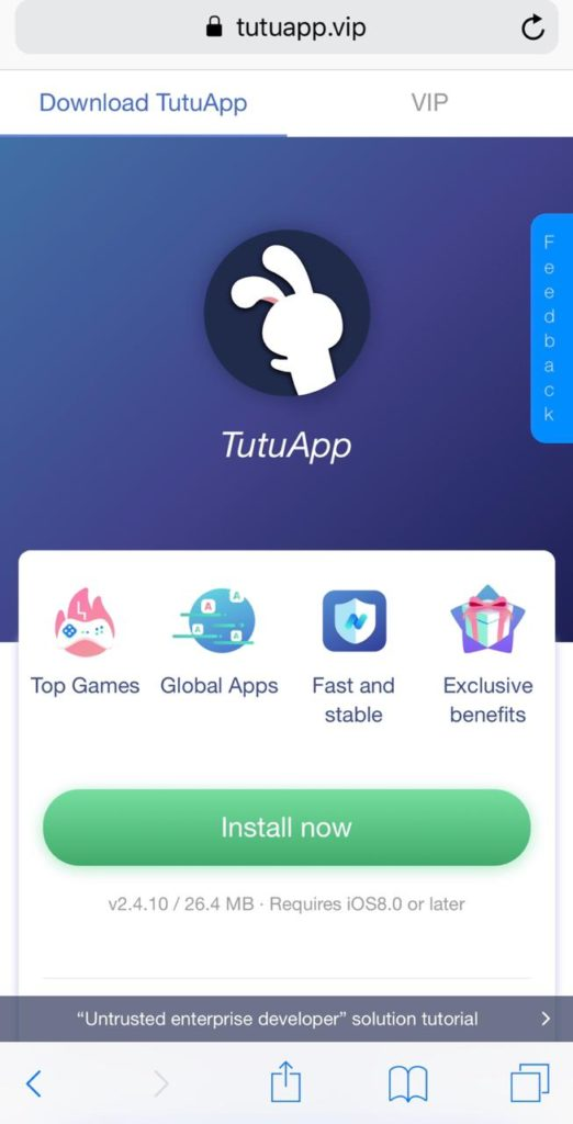 TuTuApp | TutuApp APK Download Android, iOS & PC (LATEST)