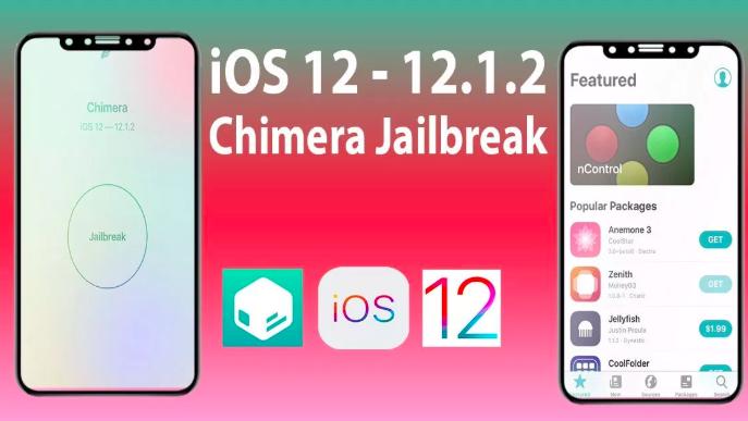 Chimera Jailbreak Tool - iPhone XS, XS Max & XR - TuTuApp
