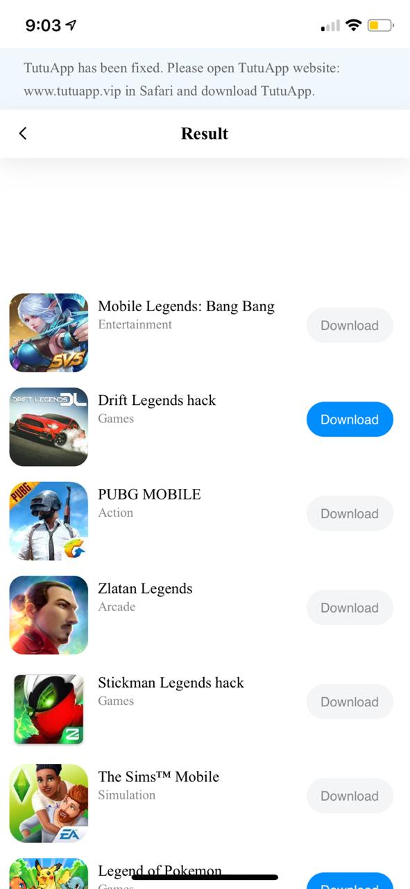 Mobile Legends Hack on iOS