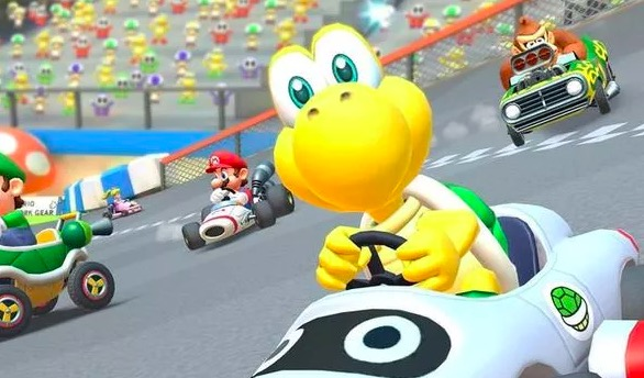 Mario Kart Tour Hack Installed on iOS
