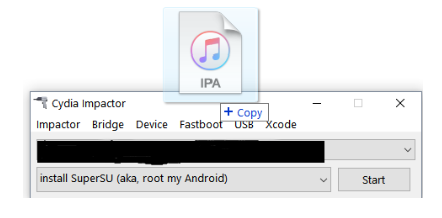ZiniTevi IPA File - Cydia Impactor