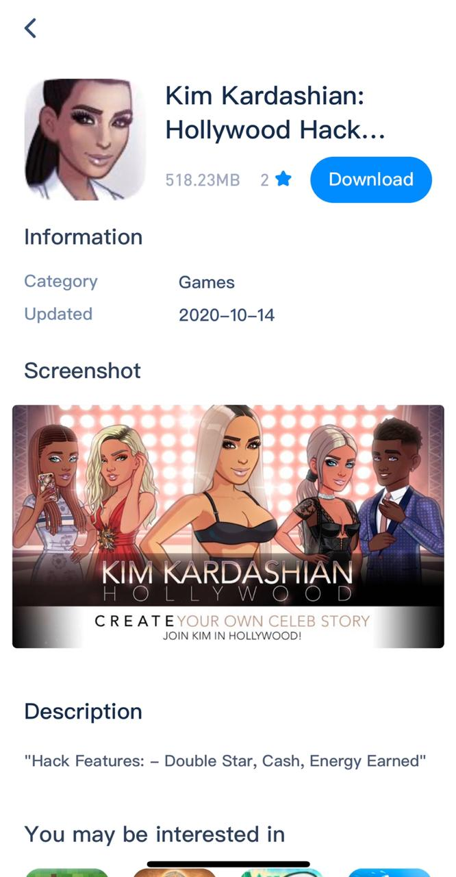 Download Kim Kardashian Hack on iPhone & iPad