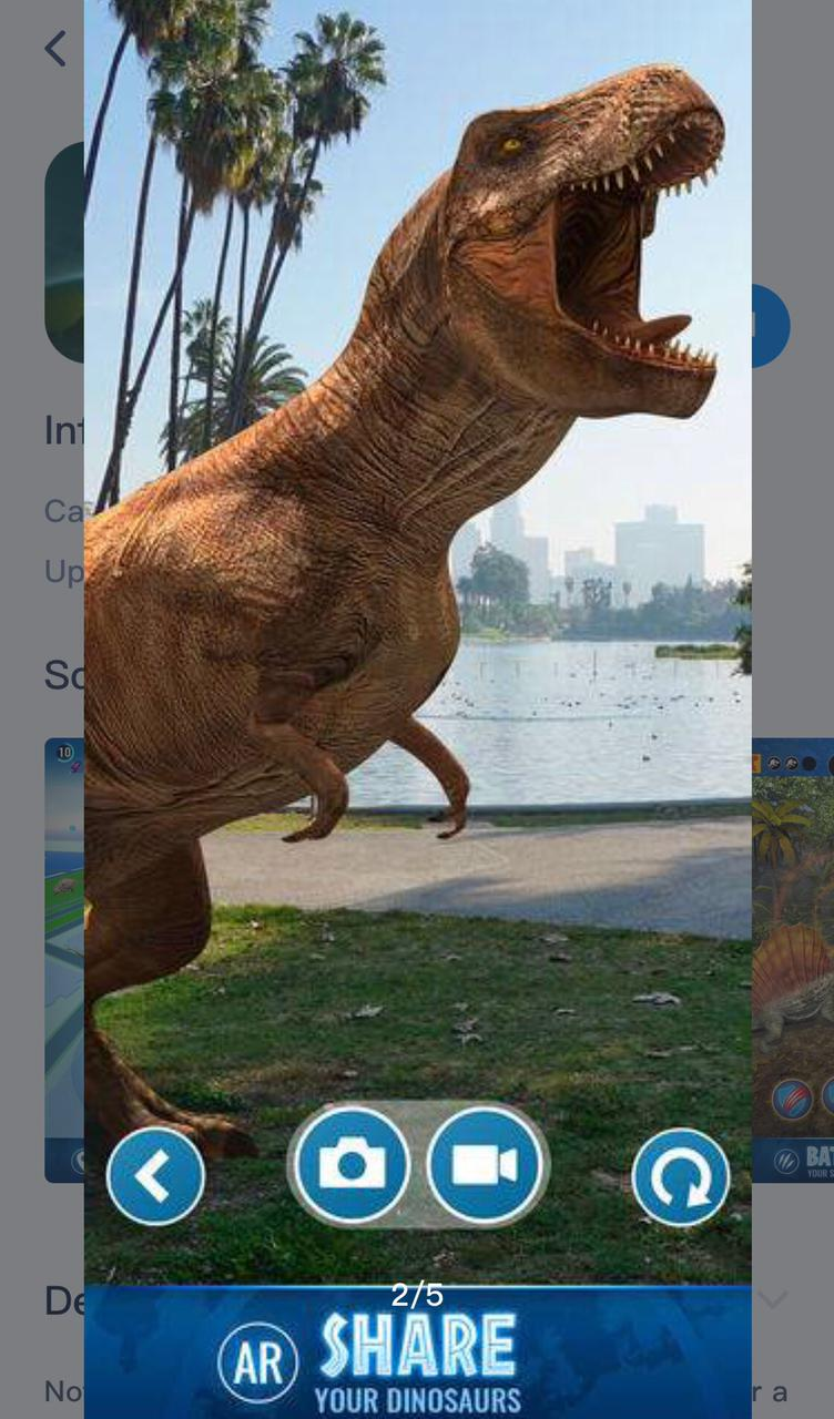 JURASSIC WORLD LIVE UPDATED