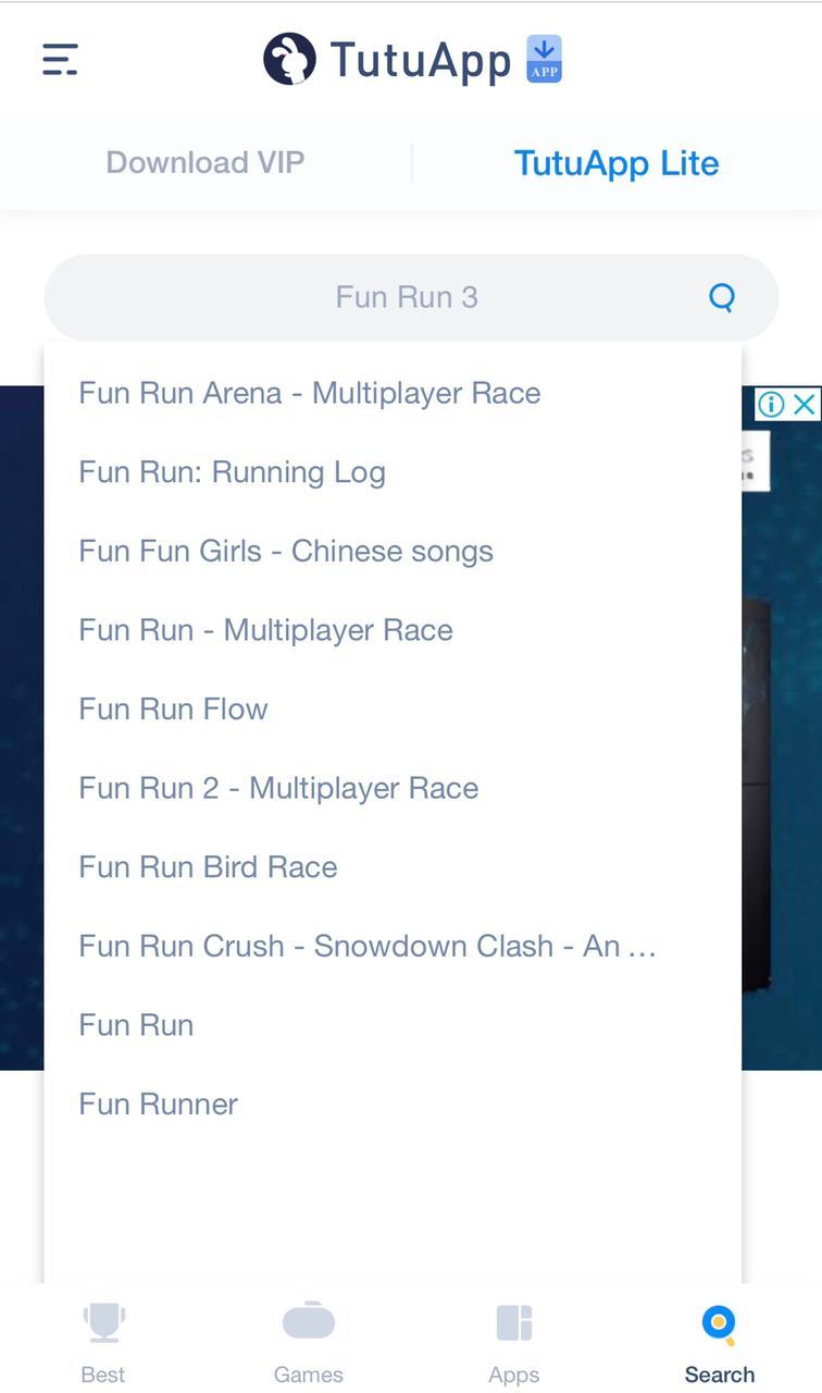 Fun Run 3 Hack search