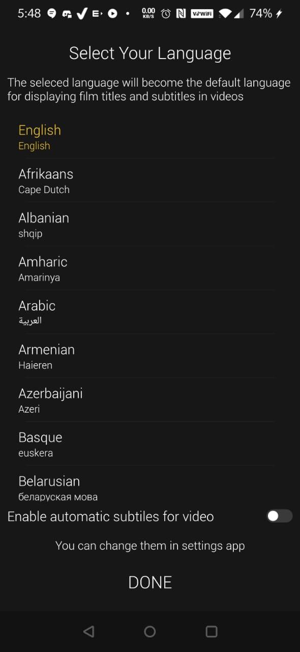 Languages-CucoTV-iOS