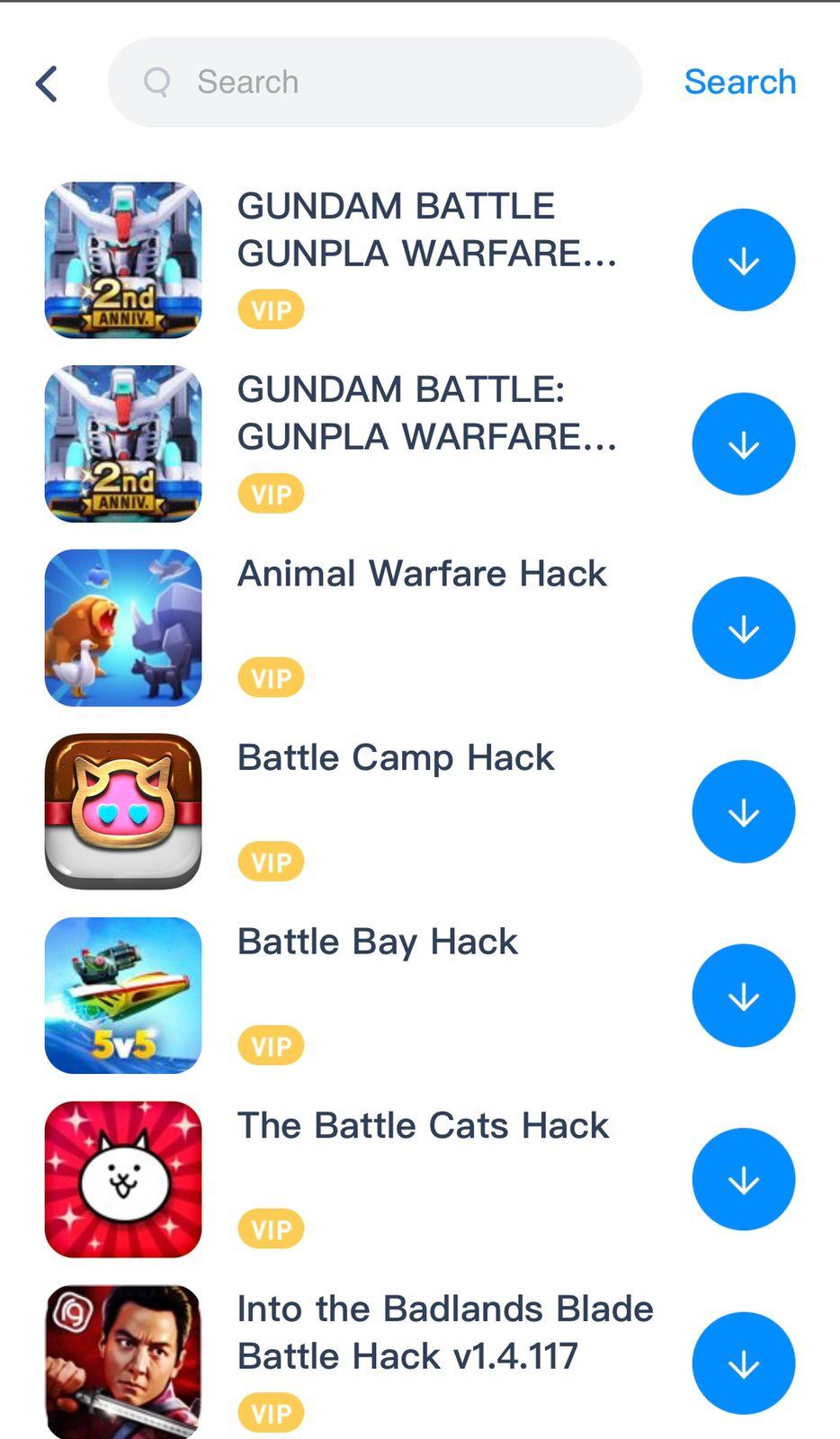 Gundam Battle: Gunpla Warfare Hack